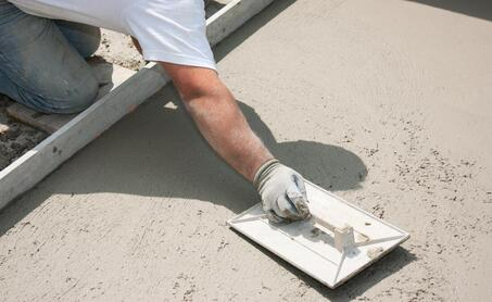 affordable concrete driveway and walkway services in North Dallas