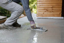 professional concrete flooring and countertops services