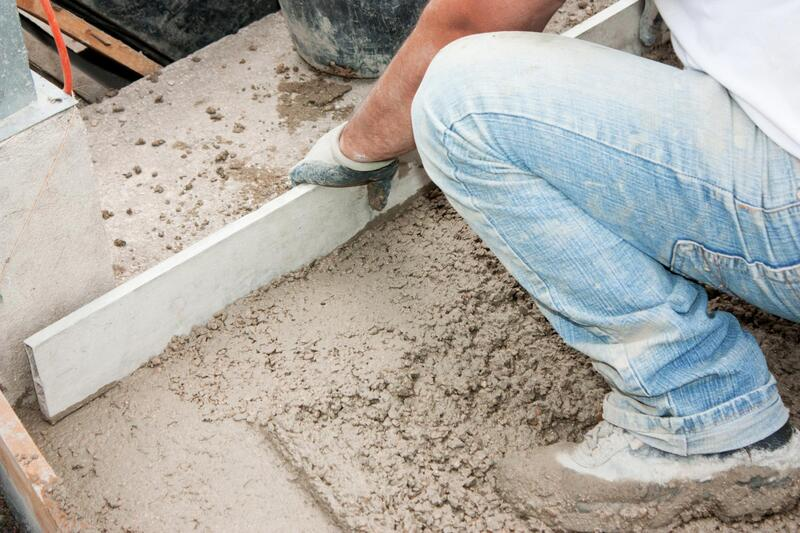 professional concrete construction services